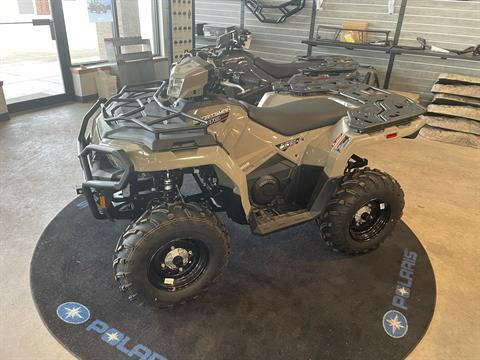 2021 Polaris Sportsman 570 EPS Utility Package in Rothschild, Wisconsin - Photo 1