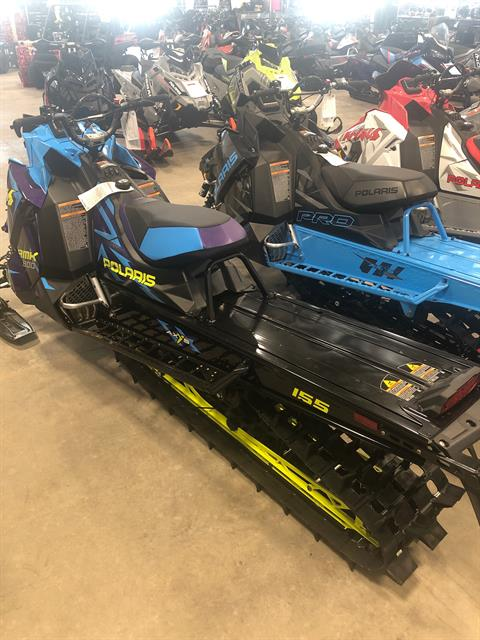 2020 Polaris 800 RMK KHAOS 155 SC in Rothschild, Wisconsin - Photo 3