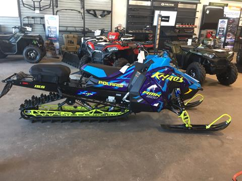 2020 Polaris 800 RMK KHAOS 155 SC in Rothschild, Wisconsin - Photo 7
