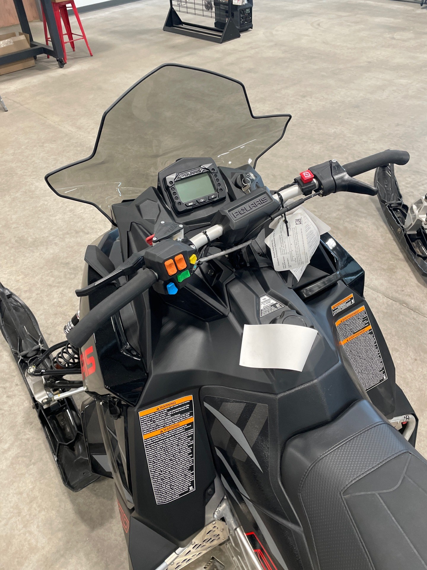 2020 Polaris 600 RUSH PRO-S SC in Rothschild, Wisconsin - Photo 2