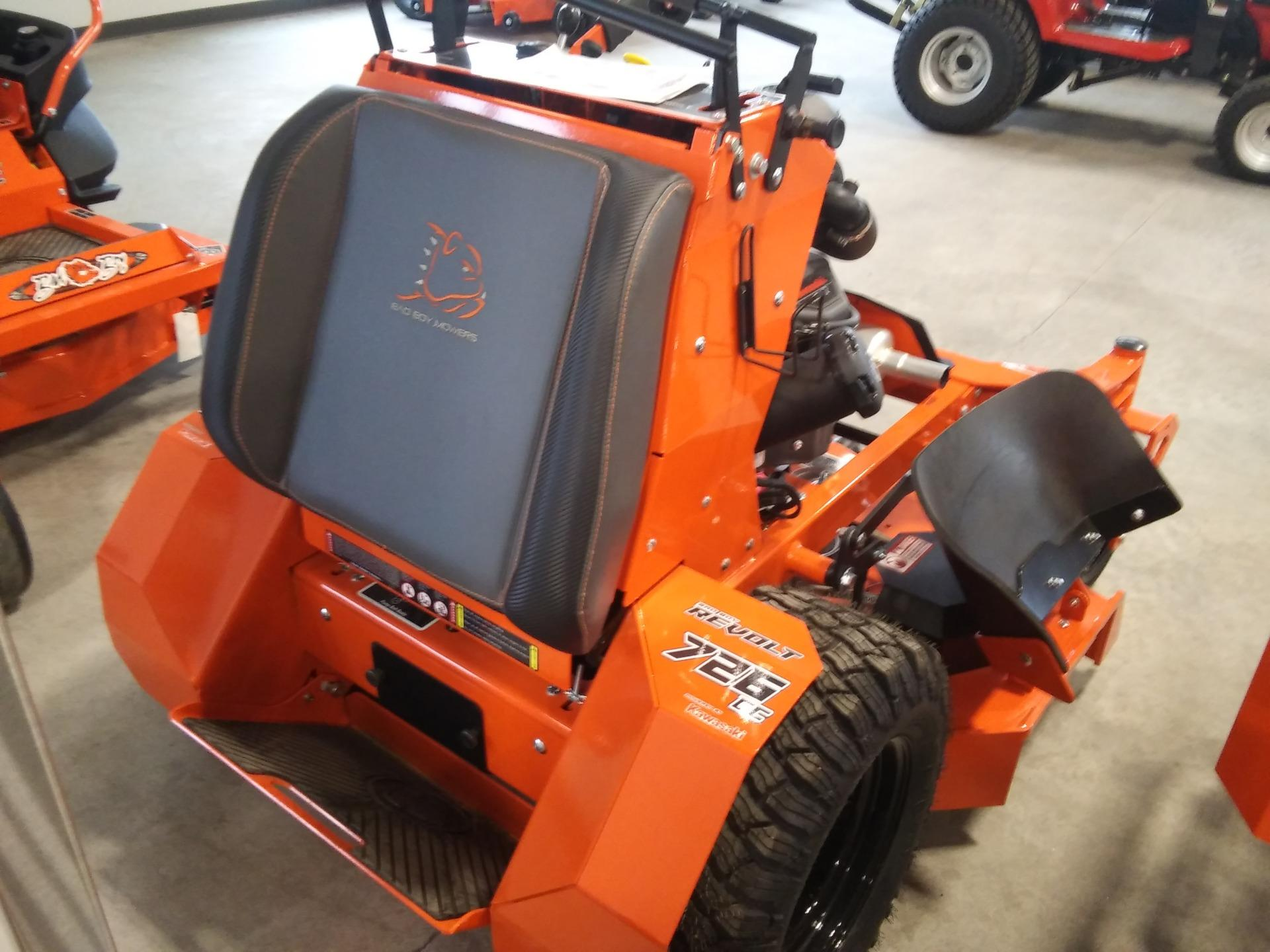 2019 Bad Boy Mowers Revolt 48 in. Kawasaki FX 23.5 hp in Rothschild, Wisconsin - Photo 3