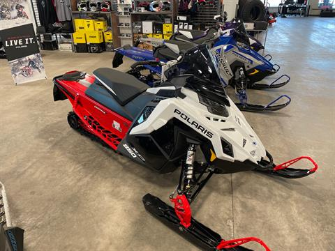 2021 Polaris 850 Indy XC 129 Launch Edition Factory Choice in Rothschild, Wisconsin - Photo 1
