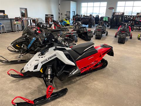 2021 Polaris 850 Indy XC 129 Launch Edition Factory Choice in Rothschild, Wisconsin - Photo 2
