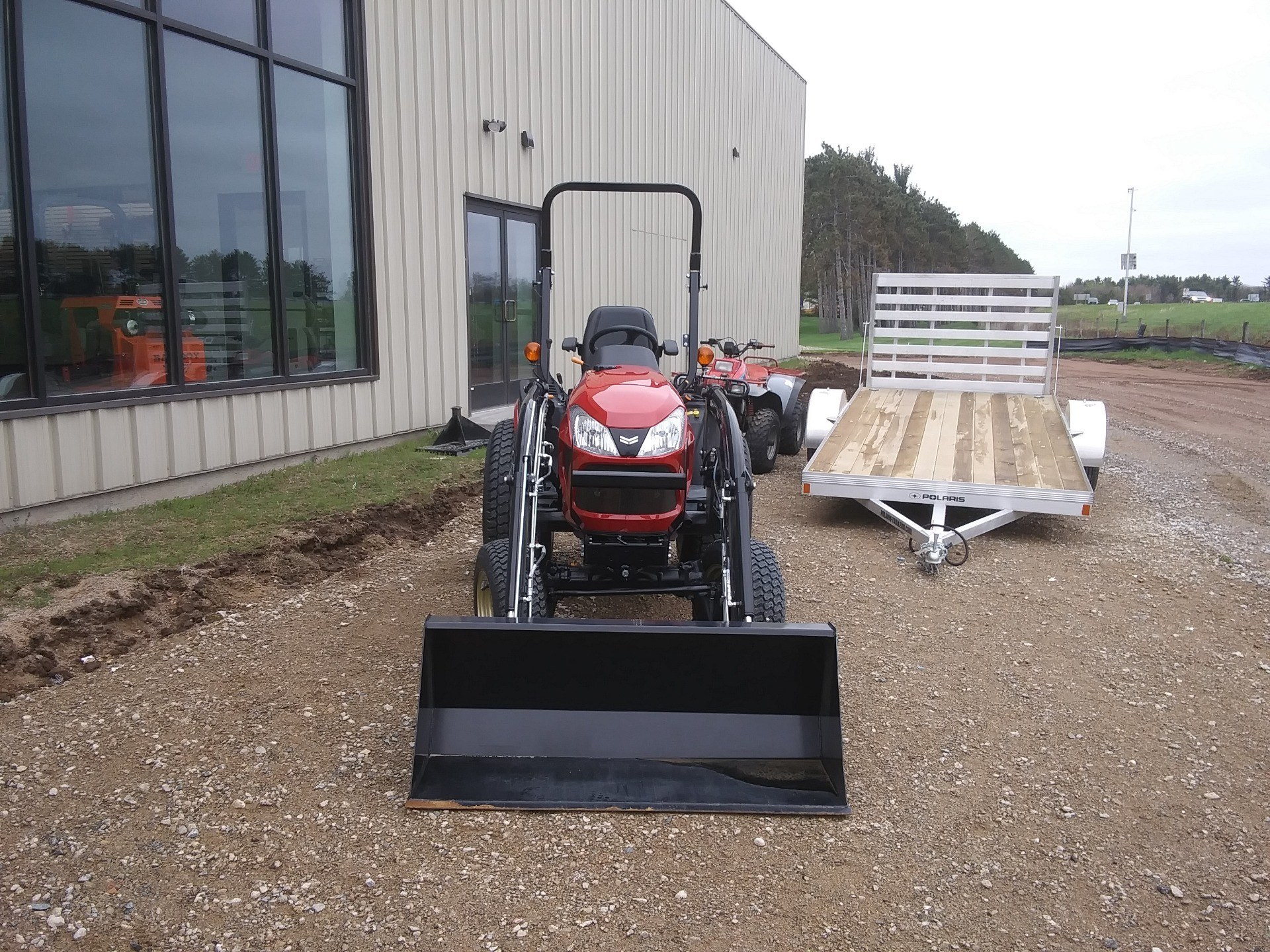 2019 Yanmar SA424 in Rothschild, Wisconsin - Photo 5