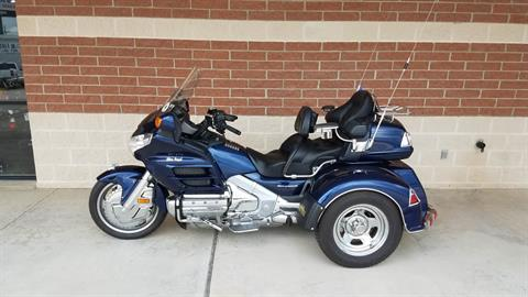 2007 Honda Gold Wing® Audio / Comfort / Navi in El Campo, Texas