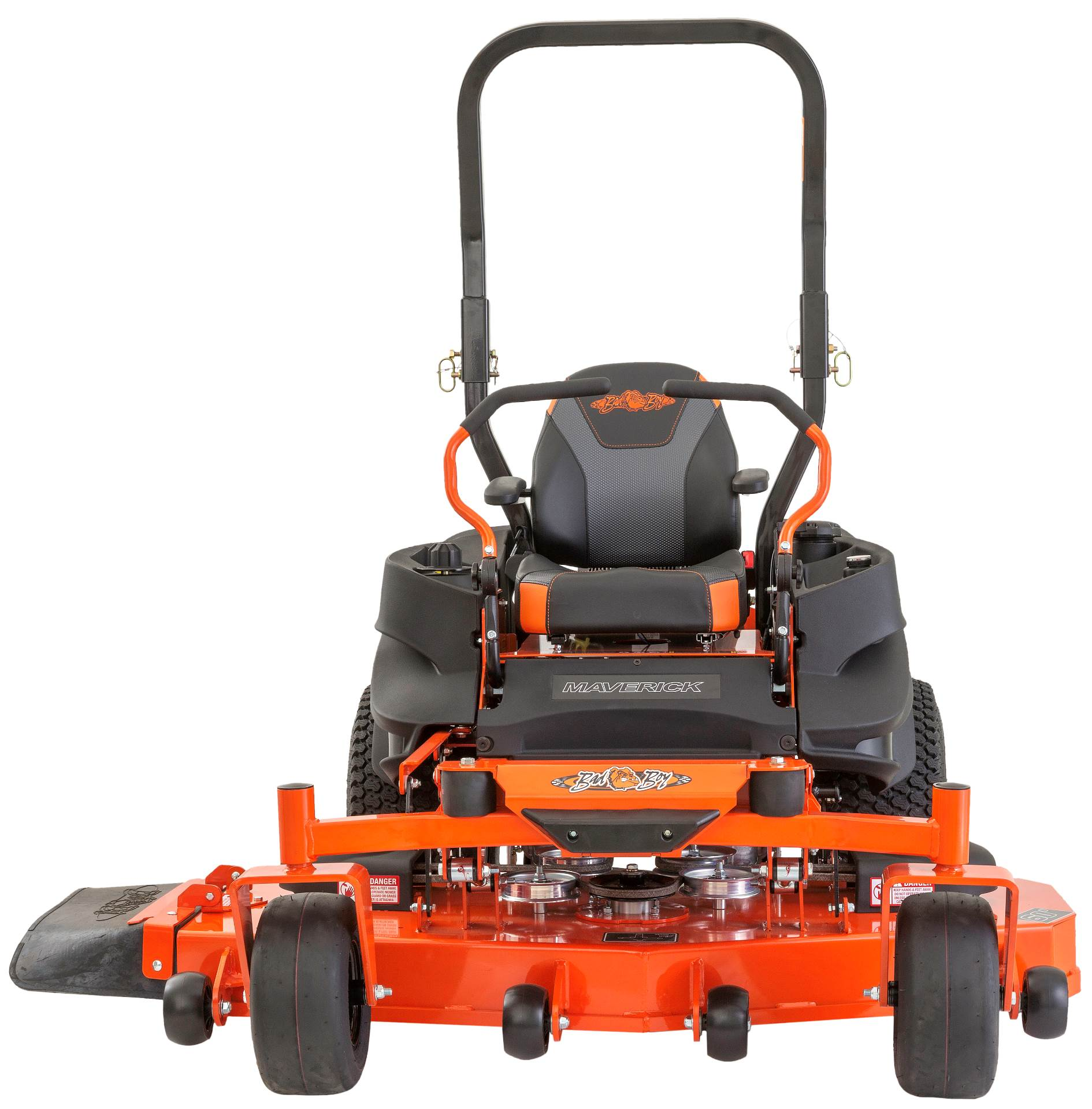 "2018 Bad Boy Mowers Maverick 54"" Kohler Confidant 747cc in El Campo, Texas"