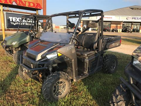 2013 Polaris Ranger XP® 900 LE in El Campo, Texas