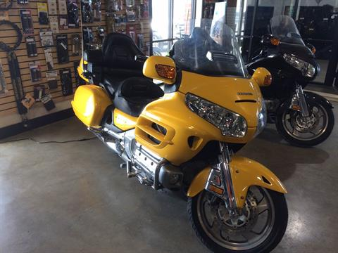 2009 Honda Gold Wing® Audio Comfort in El Campo, Texas