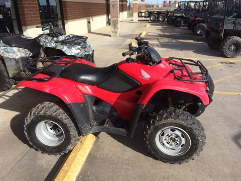 2013 Honda FourTrax® Rancher® 4x4 ES with EPS in El Campo, Texas