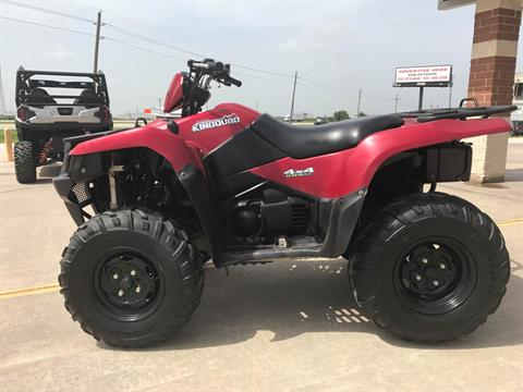 2013 Suzuki KingQuad® 500AXi Power Steering 30th Anniversary Edition in El Campo, Texas