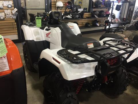 2016 Honda FourTrax Foreman Rubicon 4x4 Automatic DCT EPS Deluxe in El Campo, Texas