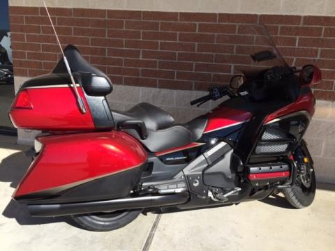 2015 Honda Gold Wing® Audio Comfort in El Campo, Texas