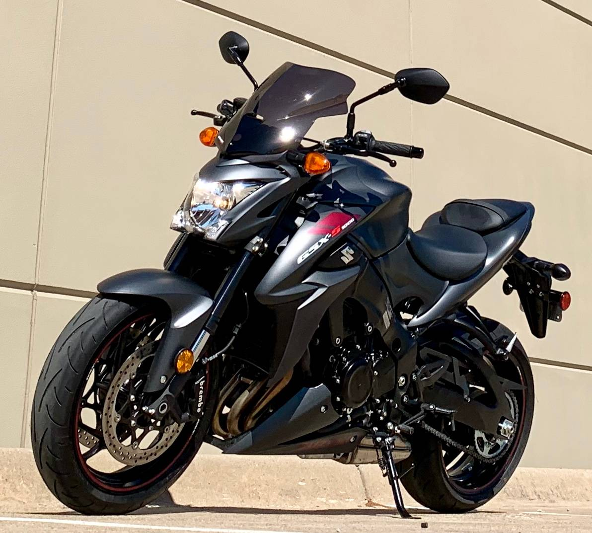 2018 Suzuki GSX-S1000Z in Plano, Texas - Photo 6