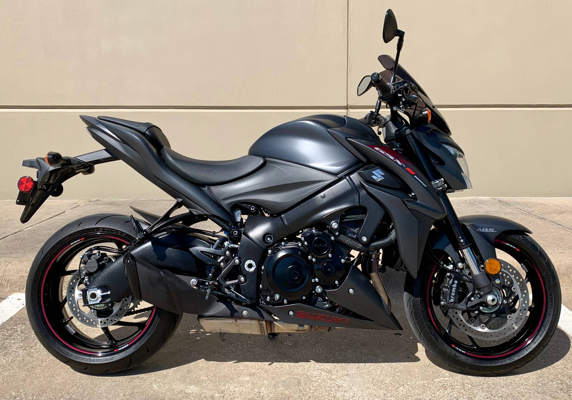 2018 Suzuki GSX-S1000Z in Plano, Texas - Photo 4