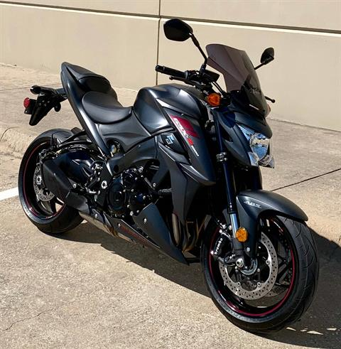 2018 Suzuki GSX-S1000Z in Plano, Texas - Photo 3