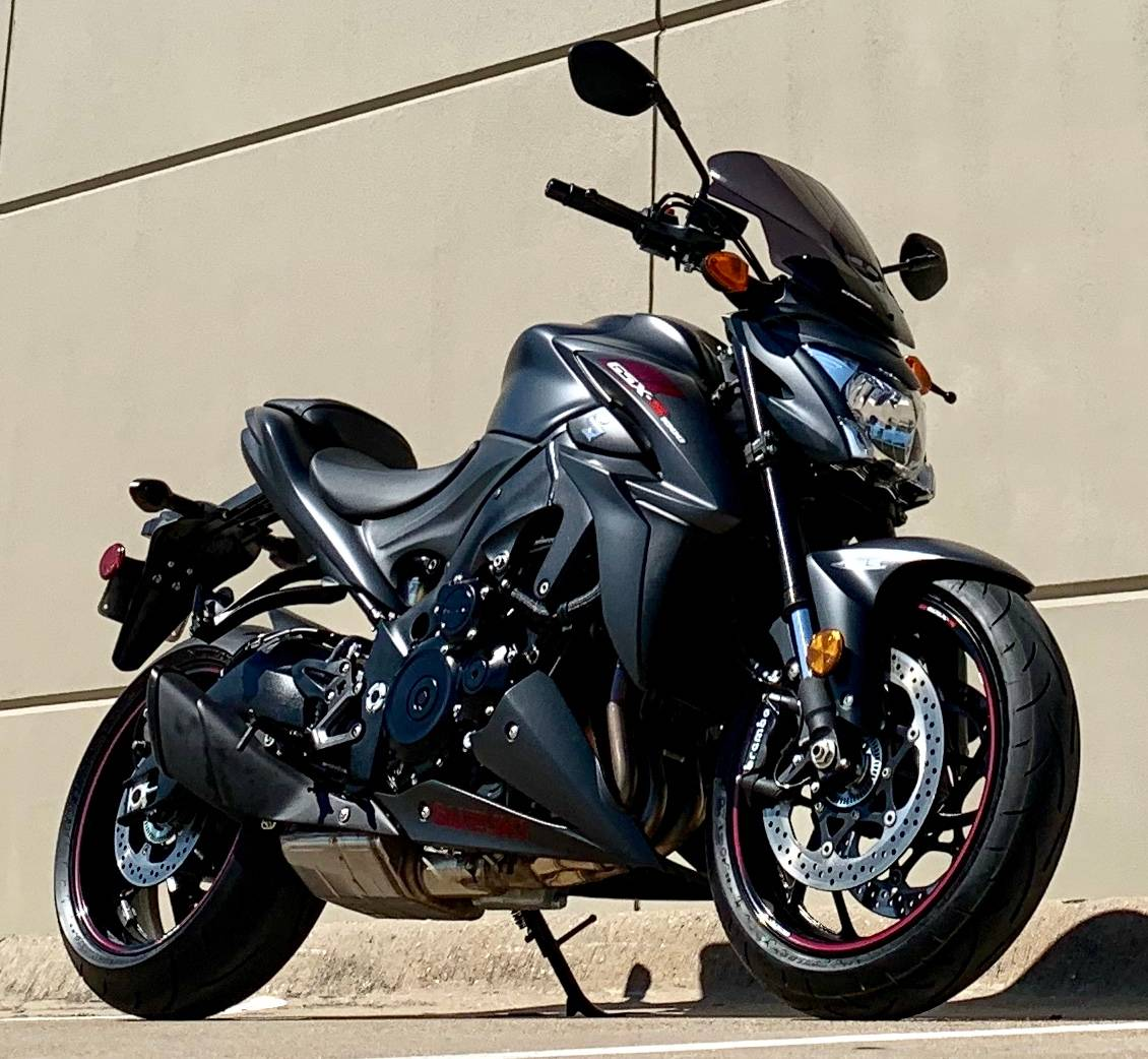 2018 Suzuki GSX-S1000Z in Plano, Texas - Photo 1