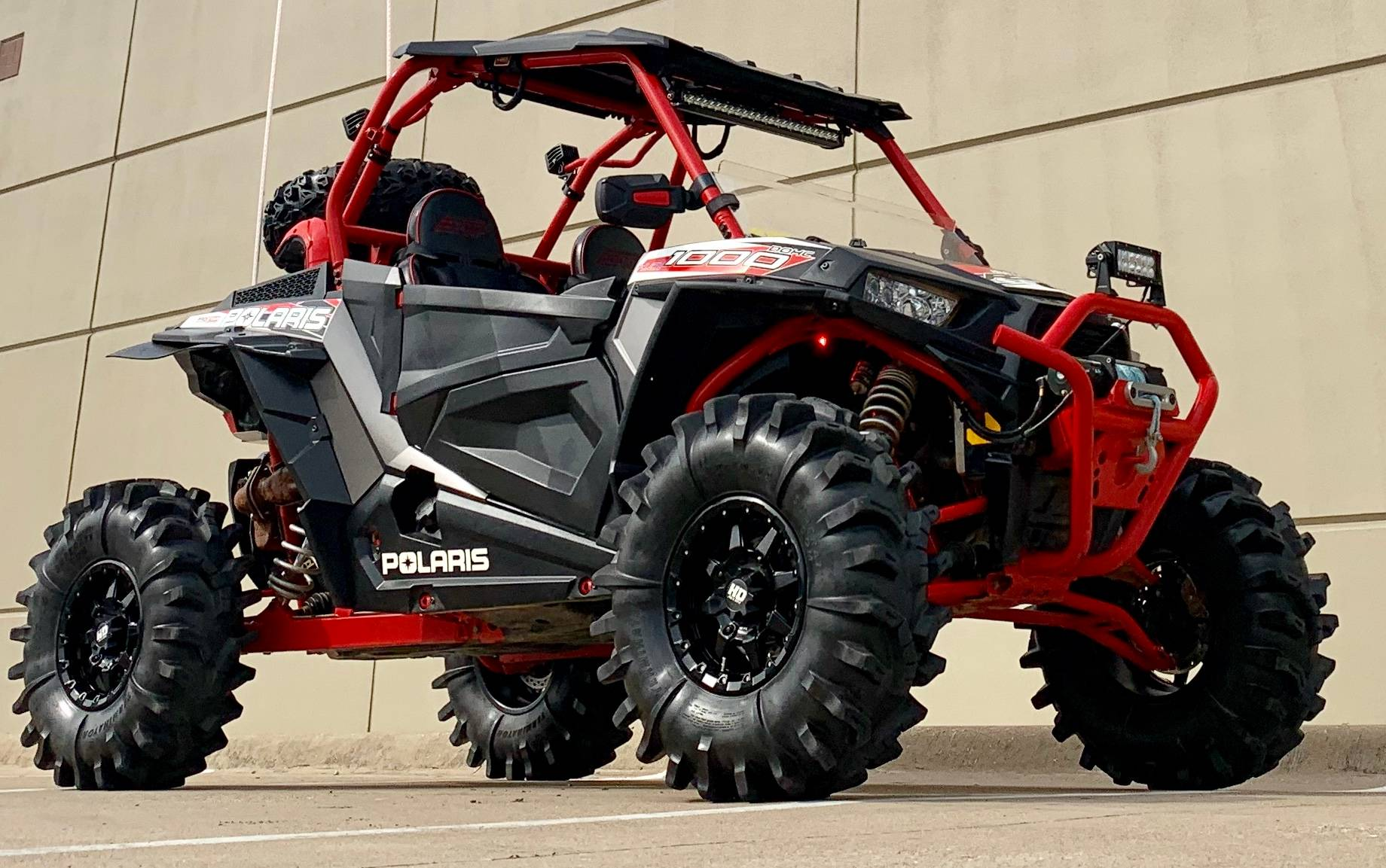 2016 Polaris Rzr Xp 1000 Eps High Lifter Edition In Plano Texas