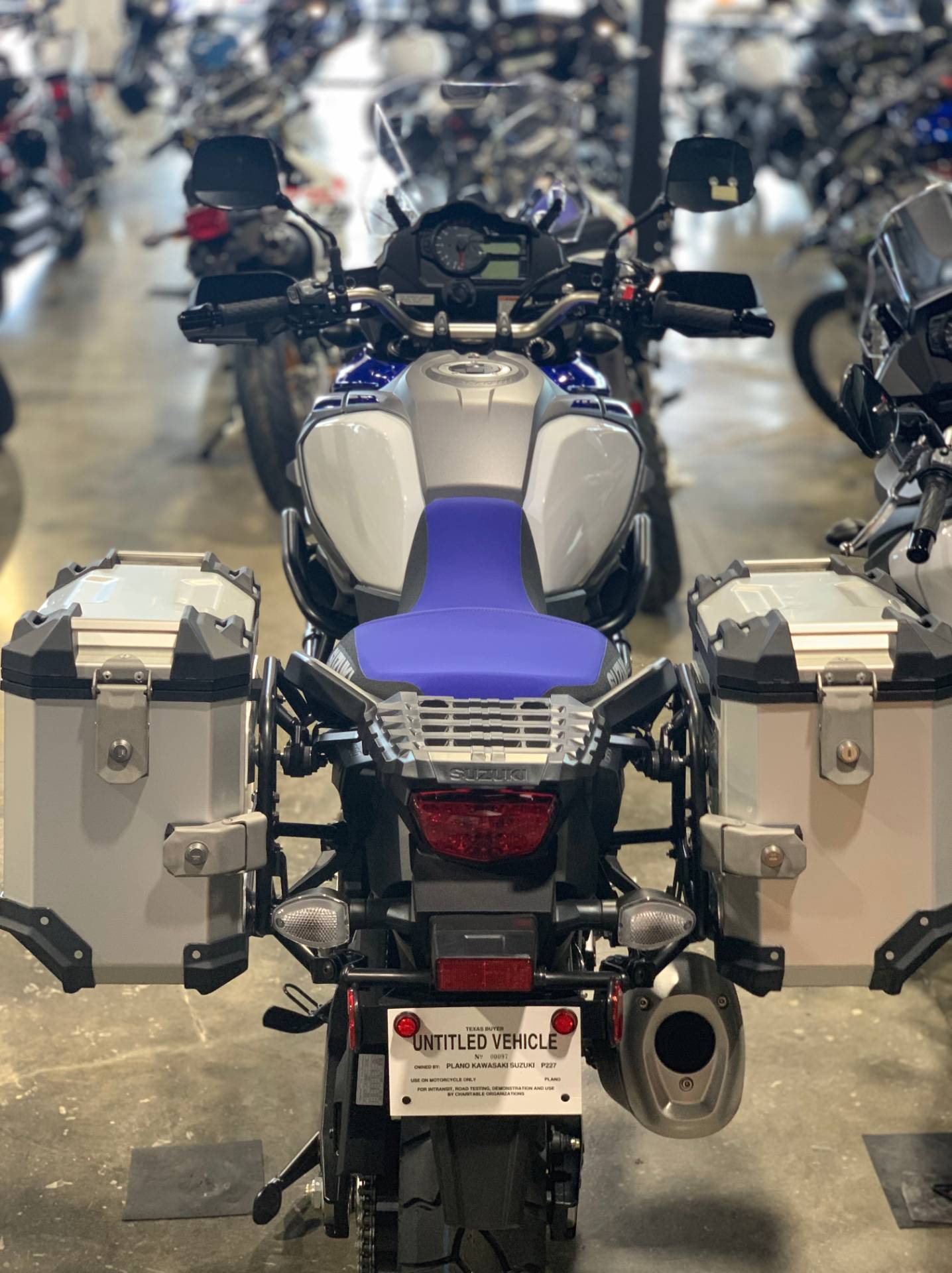 2019 Suzuki V-Strom 1000XT Adventure in Plano, Texas