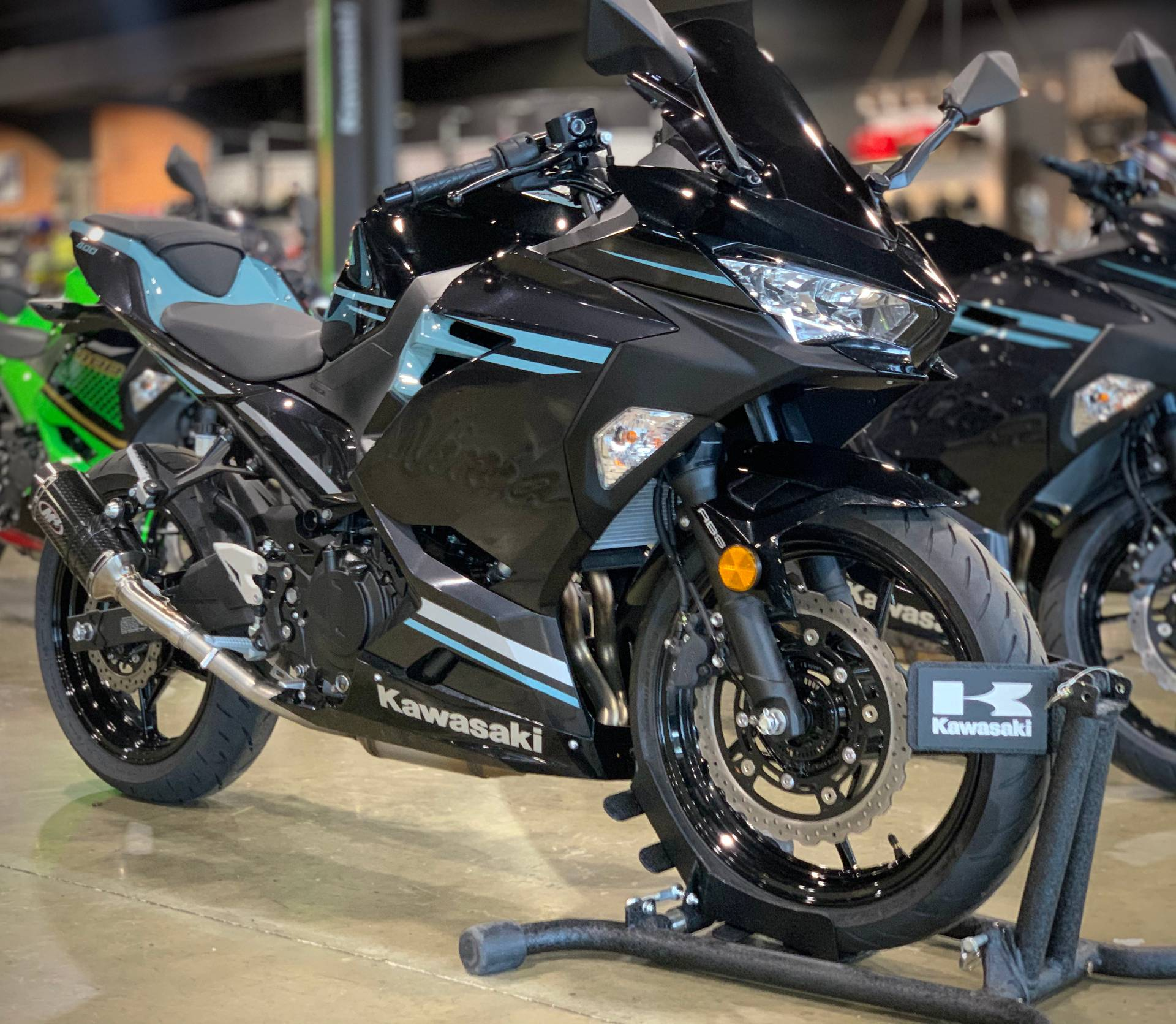 2020 Kawasaki Ninja 400 ABS in Plano, Texas - Photo 1