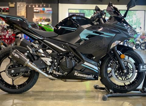 2020 Kawasaki Ninja 400 ABS in Plano, Texas - Photo 2