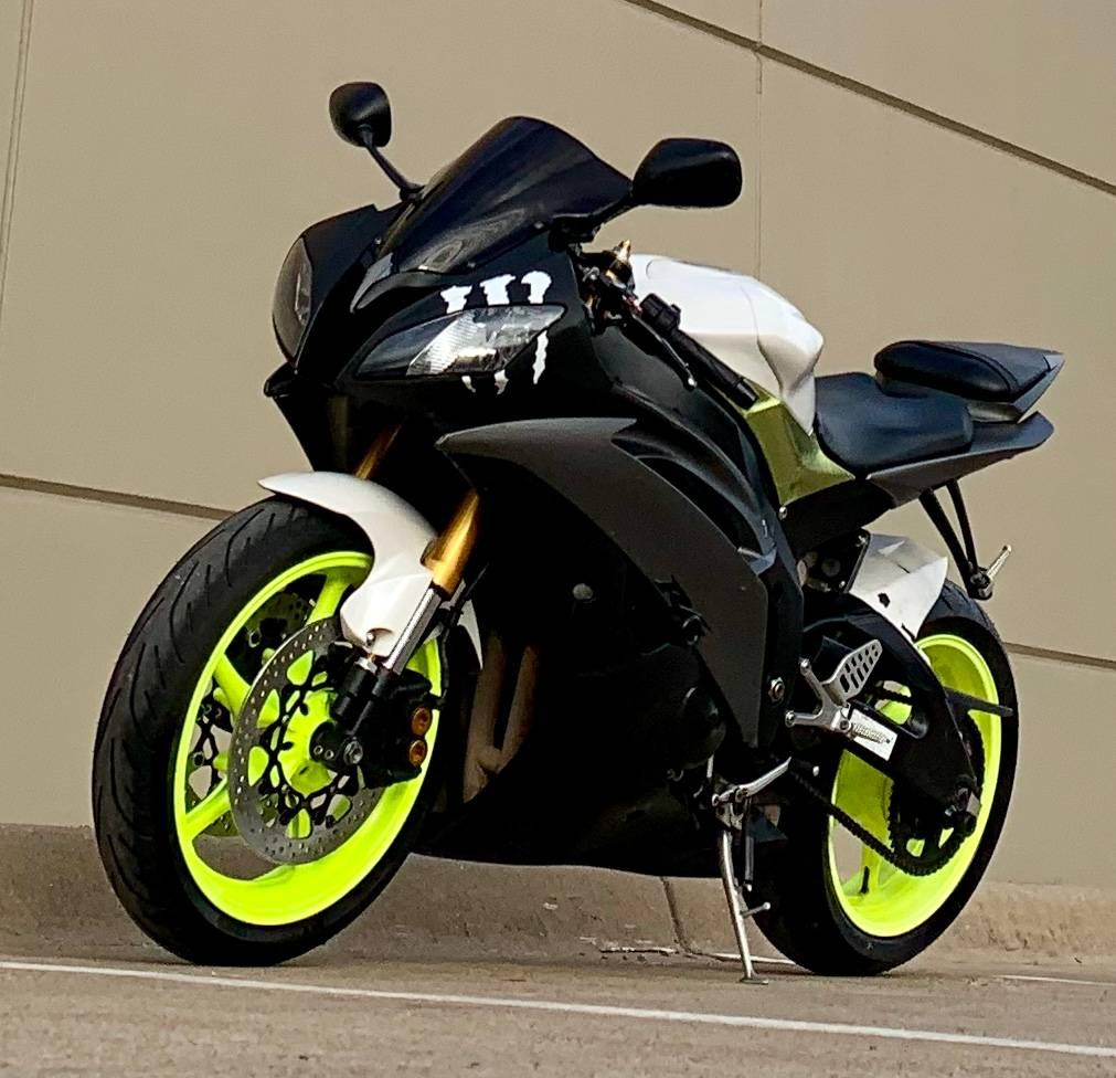 2008 Yamaha YZF-R6 8