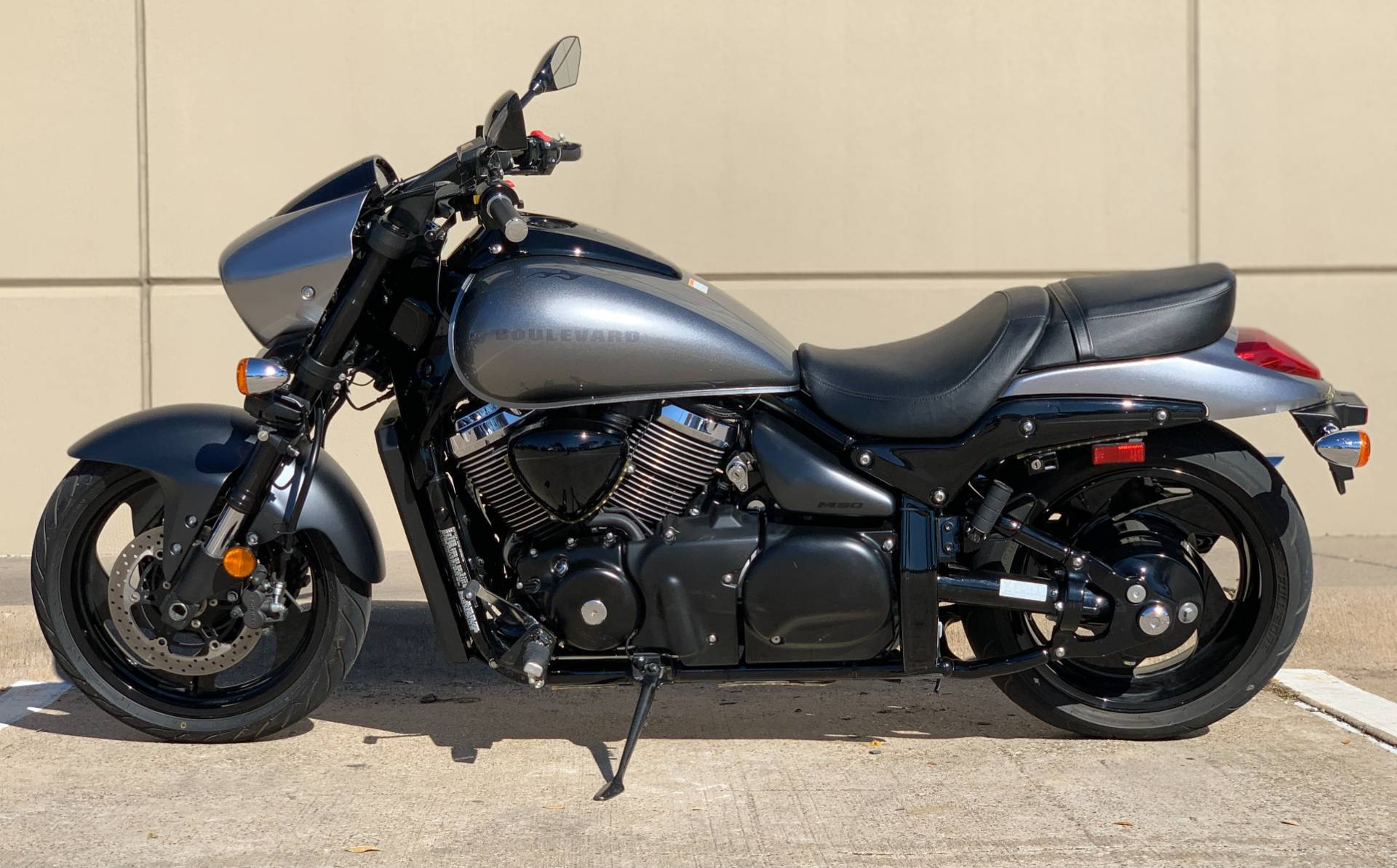 2018 Suzuki Boulevard M90 in Plano, Texas - Photo 5