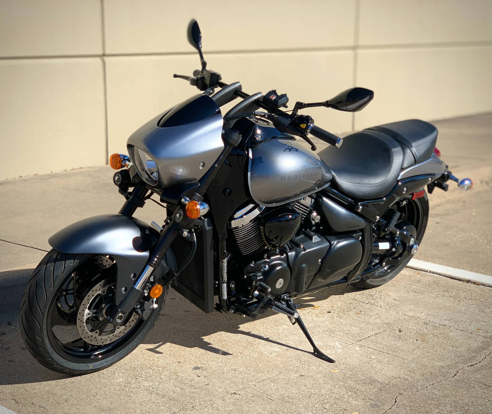 2018 Suzuki Boulevard M90 in Plano, Texas - Photo 6