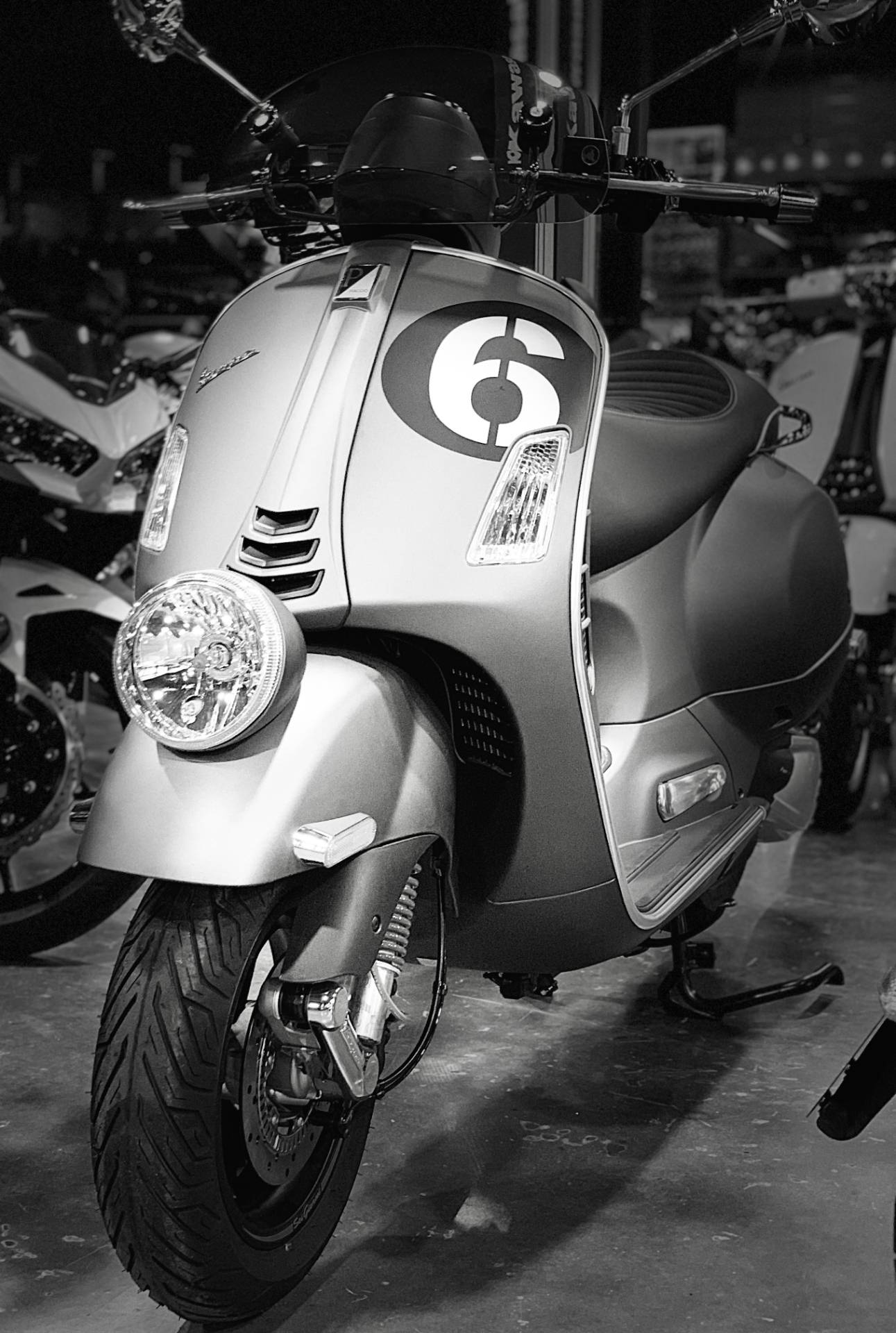 2020 Vespa Sei Giorni 300 HPE in Plano, Texas - Photo 5