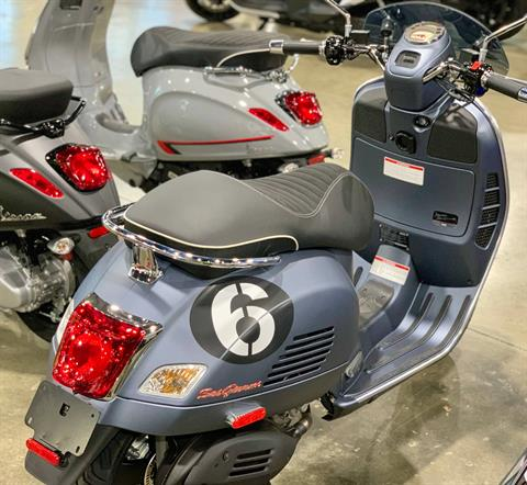 2020 Vespa Sei Giorni 300 HPE in Plano, Texas - Photo 4