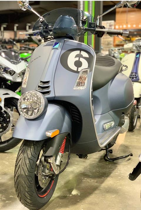 2020 Vespa Sei Giorni 300 HPE in Plano, Texas - Photo 2