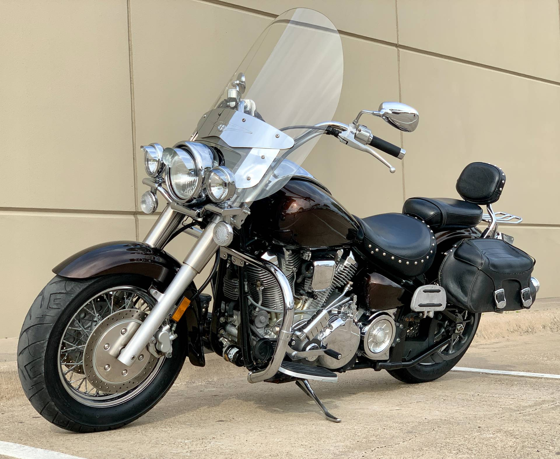 2003 Yamaha Road Star in Plano, Texas - Photo 10