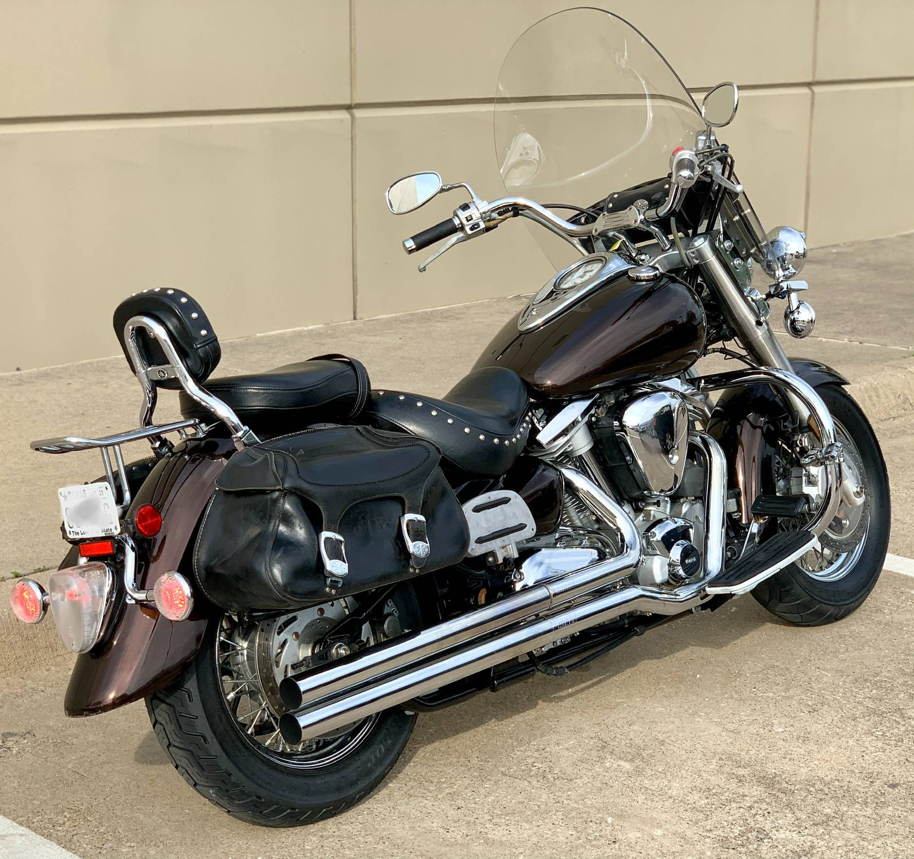 2003 Yamaha Road Star in Plano, Texas - Photo 5