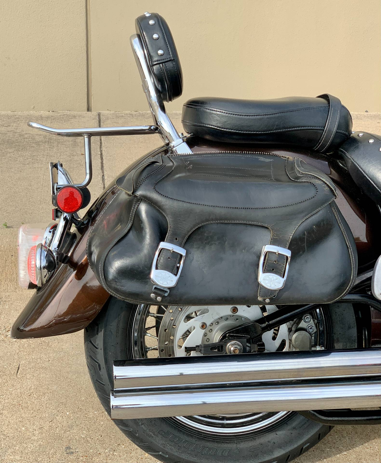 2003 Yamaha Road Star in Plano, Texas - Photo 7