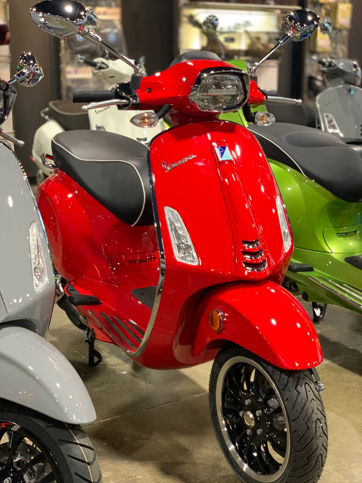 2020 Vespa Sprint 150 in Plano, Texas - Photo 2