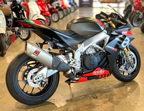 2020 Aprilia RSV4 1100 Factory in Plano, Texas - Photo 3