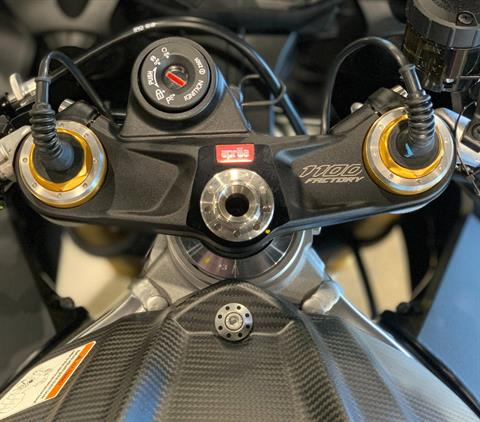 2020 Aprilia RSV4 1100 Factory in Plano, Texas - Photo 13