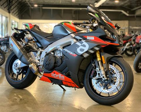 2020 Aprilia RSV4 1100 Factory in Plano, Texas - Photo 1