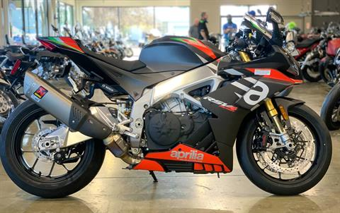 2020 Aprilia RSV4 1100 Factory in Plano, Texas - Photo 4