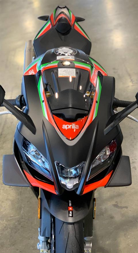 2020 Aprilia RSV4 1100 Factory in Plano, Texas - Photo 11