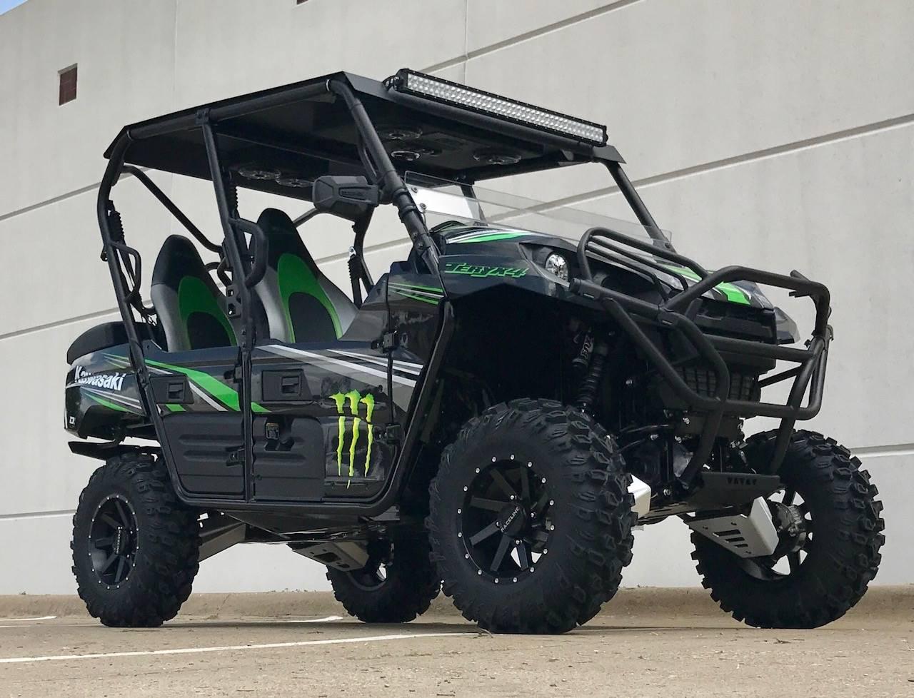 2017 Kawasaki Teryx4 For Sale Plano Tx 12582