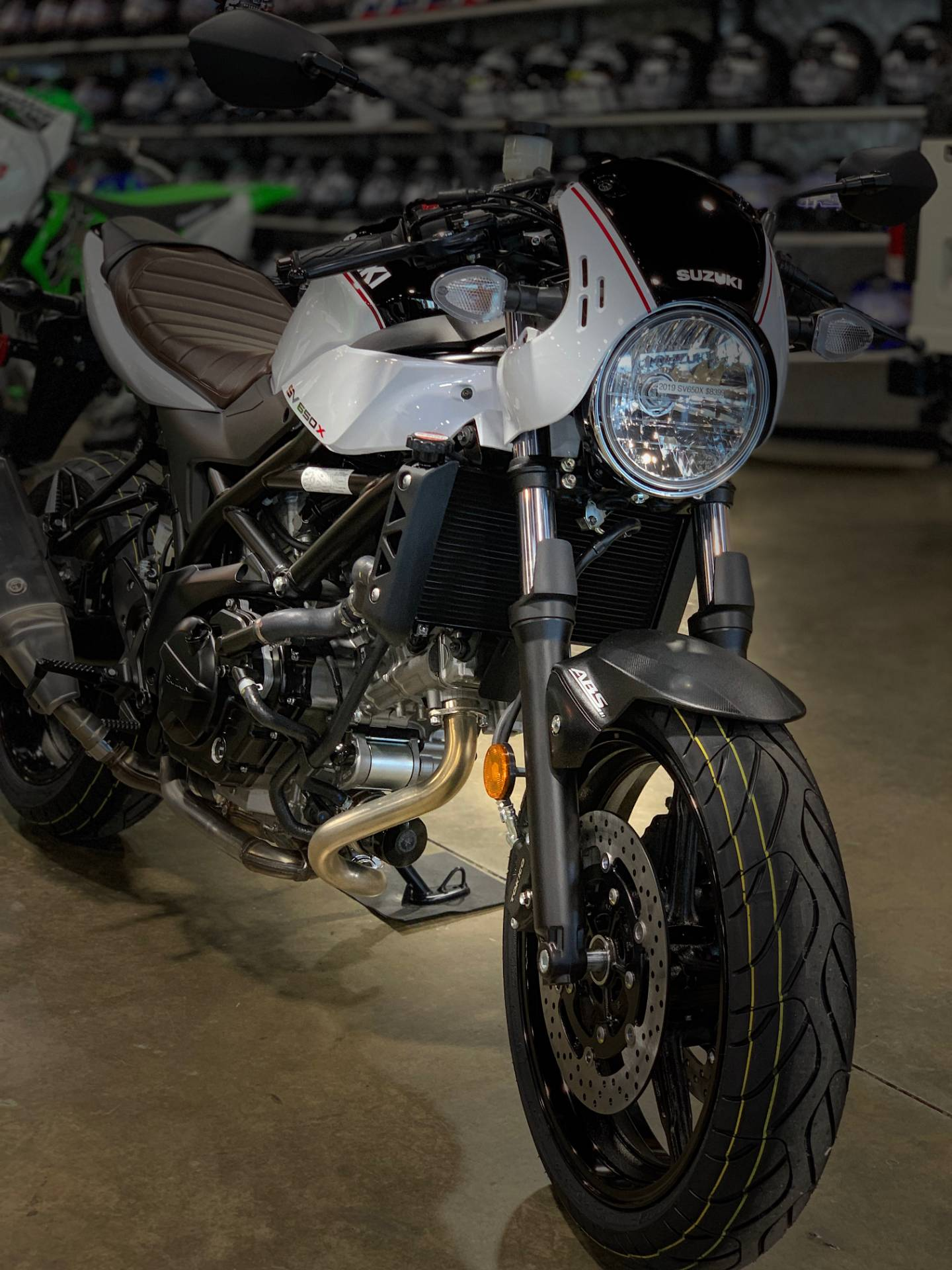 2019 Suzuki SV650X in Plano, Texas - Photo 7