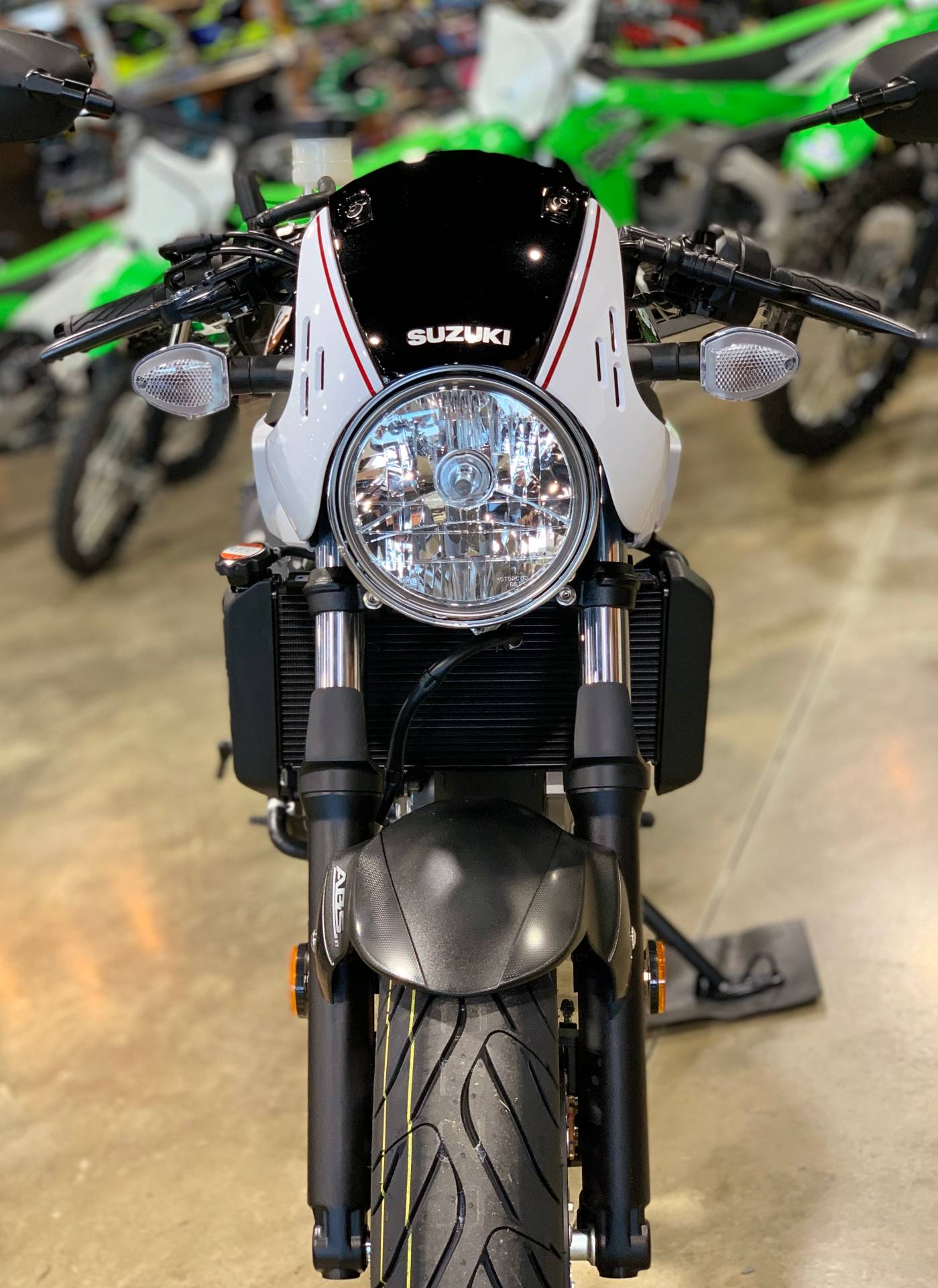 2019 Suzuki SV650X in Plano, Texas - Photo 3