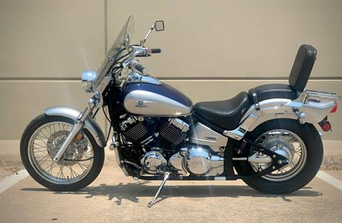 2006 Yamaha V Star 650 Midnight Custom in Plano, Texas - Photo 5