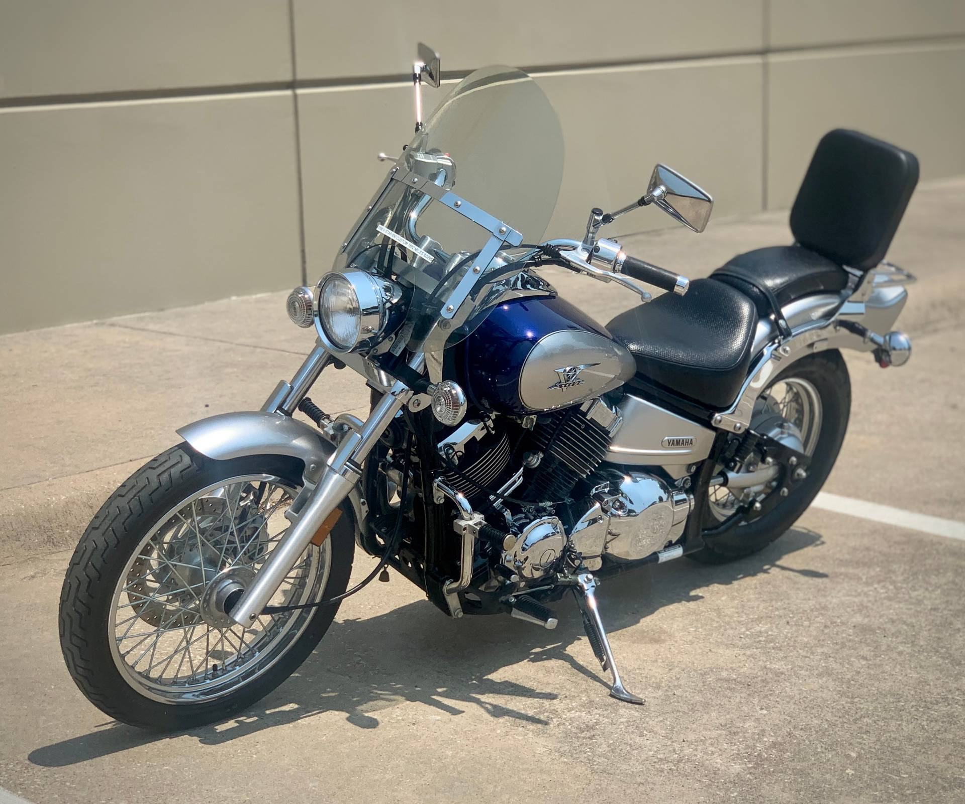 2006 Yamaha V Star 650 Midnight Custom in Plano, Texas - Photo 6