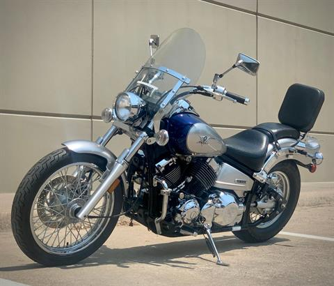 2006 Yamaha V Star 650 Midnight Custom in Plano, Texas - Photo 7