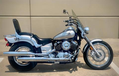 2006 Yamaha V Star 650 Midnight Custom in Plano, Texas - Photo 3