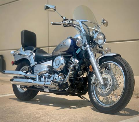 2006 Yamaha V Star 650 Midnight Custom in Plano, Texas - Photo 1