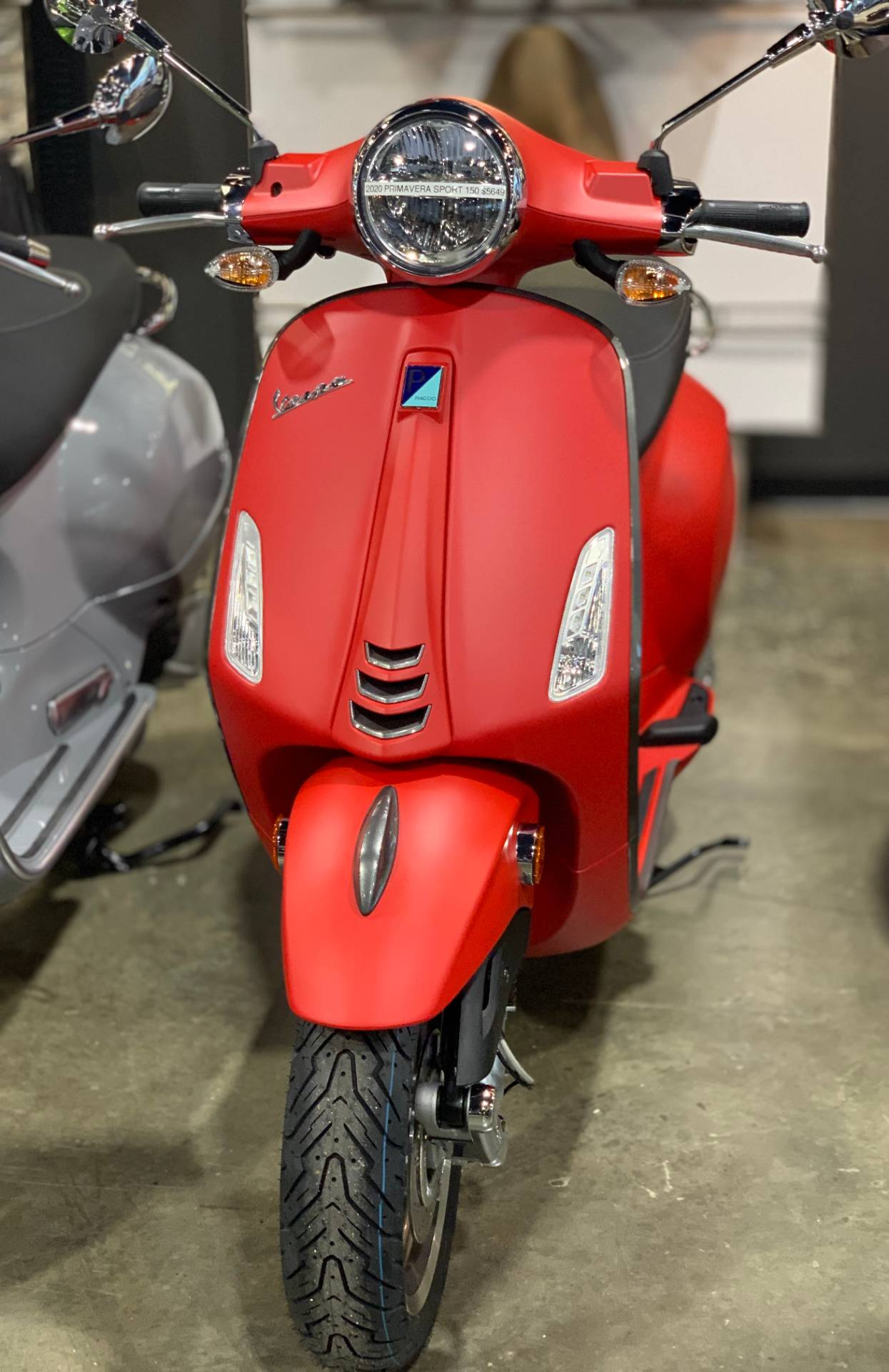 2020 Vespa Primavera 150 Sport in Plano, Texas - Photo 1
