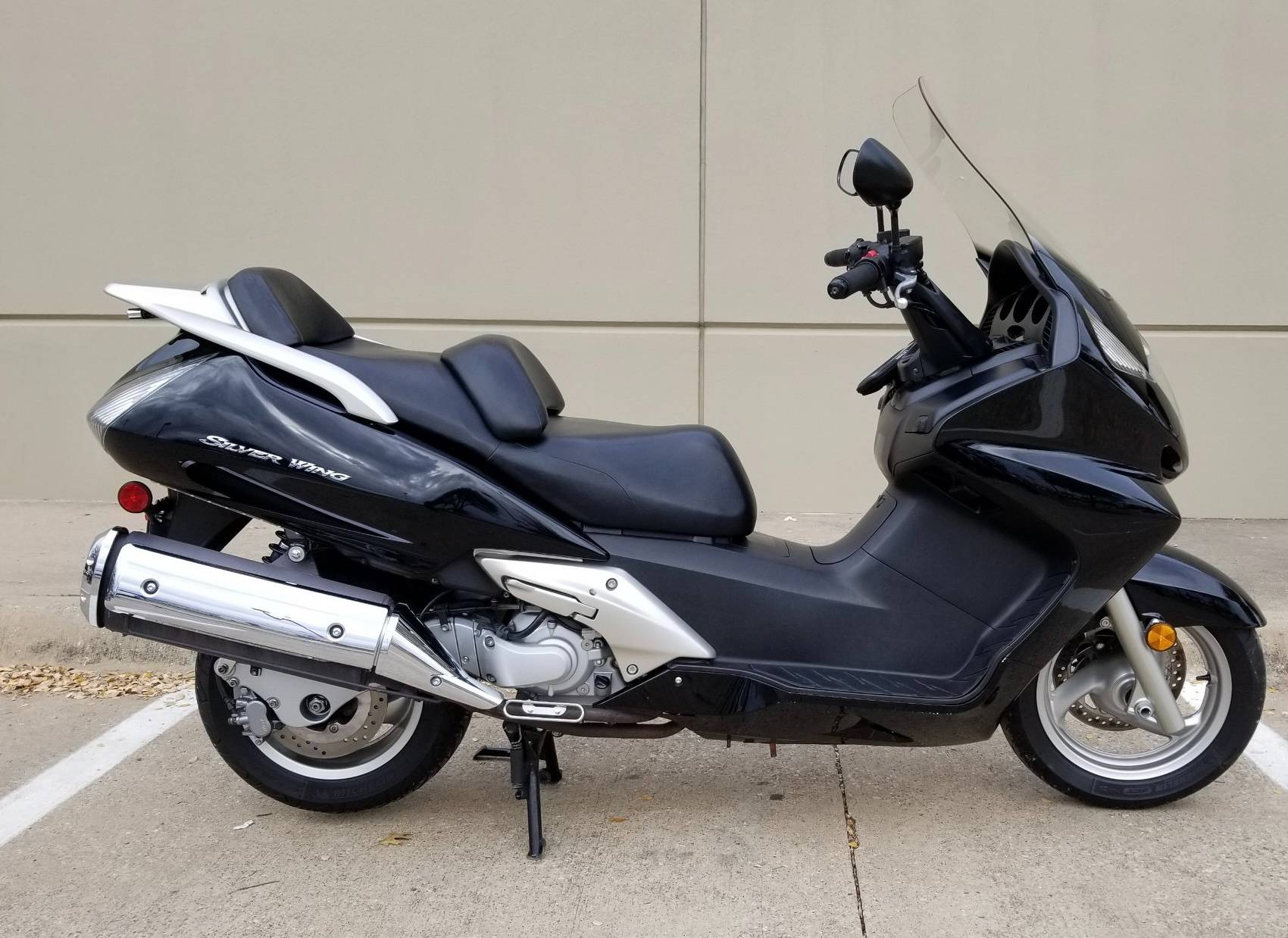 2011 Honda Silver Wing® in Plano, Texas - Photo 1