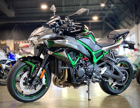 2020 Kawasaki Z H2 in Plano, Texas - Photo 2
